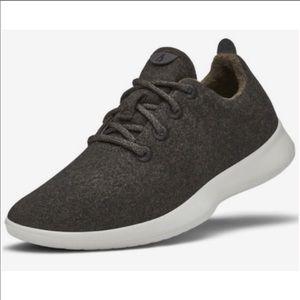 Allbirds Men's Wool Runner Sneaker Gray Sz 9